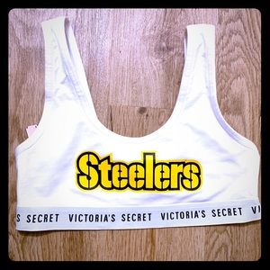 Pittsburgh Steelers matching top and bottom set